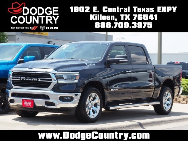 New 2019 Ram All New 1500 Big Horn Crew Cab In Killeen 526958