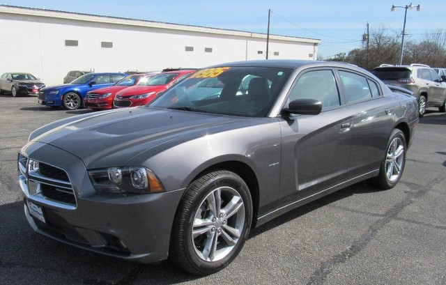Pre Owned 2014 Dodge Charger Rt Plus Sedan In Killeen 323708p
