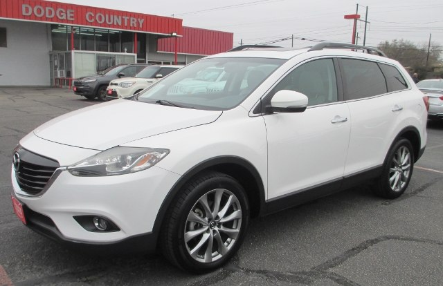 PRE-OWNED 2015 MAZDA CX-9 GRAND TOURING FWD SUV