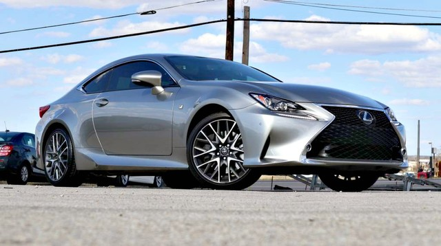 Pre Owned 2017 Lexus Rc 350 F Sport