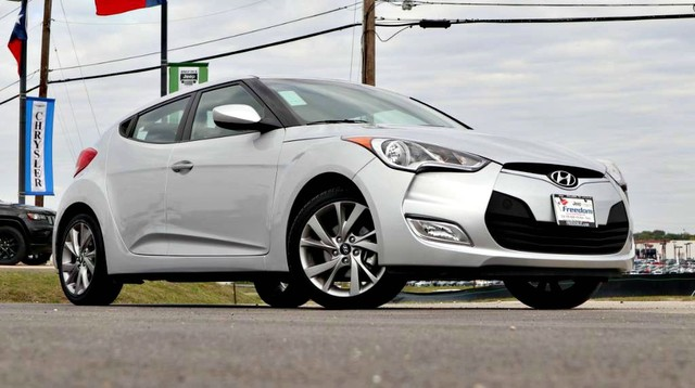 Pre Owned 2017 Hyundai Veloster Value Edition 3dr Car In Killeen