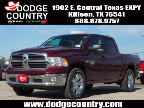 New 2019 RAM 1500 Classic Lone Star Silver