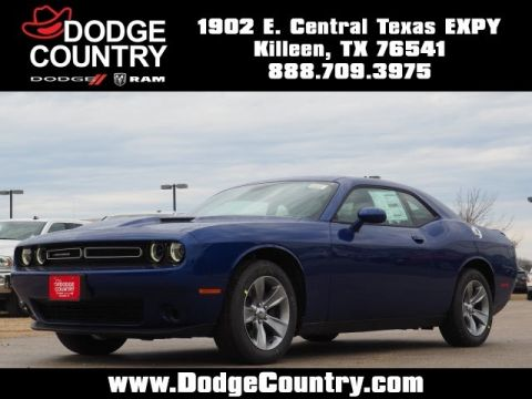 New 2019 Dodge Challenger Sxt 2dr Car In Killeen 571576 Dodge Country